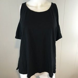 Sanctuary Women's Black Small Shirt